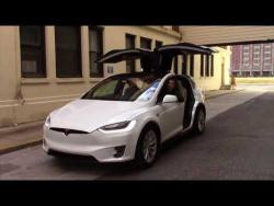 Tesla Model X Странные фишки и крутые особенности