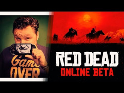 RED DEAD ONLINE - Первые Впечатления