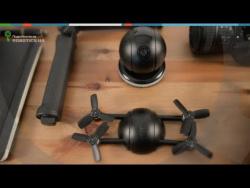 Летающая экшен камера Eyedea Pitta