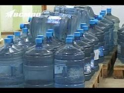 «Правда чистой воды» о цехе по розливу бутилированной воды