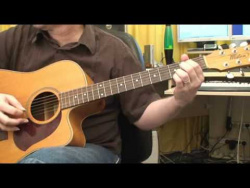 How To Play Pink Floyd, Wish You Were Here Acoustic Guitar