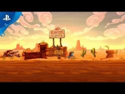 SteamWorld Dig 2 - Gameplay Trailer | PS4