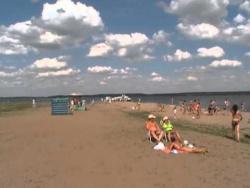 Пучежский пляж
