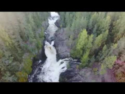 Природа Карелии | Заповедник Кивач