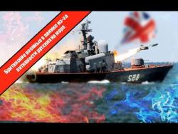 Британские военные в панике из-за активности русских на море