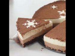 Как можно украсить новогодний тортик