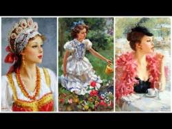 Русские принцессы Владислава Нагорнова