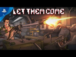 Let Them Come - Launch Trailer | PS4