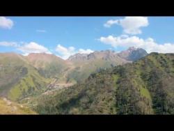 Очень красивое видео природы Казахстана