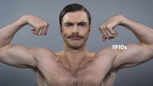 100 лет американской мужской красоты
