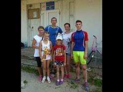 Парковые пробеги в Пучеже!!!