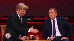 Трамп и Путин играют в крокодил в Comedy