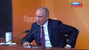 Путин о российских военных в Донбассе, минском формате и украинском государстве