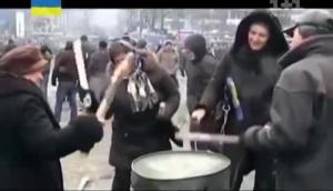 Украинцы. Мы запомним их такими.