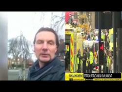 Что было в Лондоне 22 03 2017. Теракт?