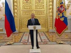 Встреча с членами олимпийской сборной России