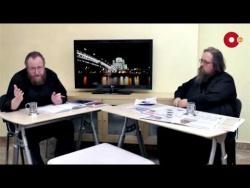 """Андрей Кураев о """"голубом лобби епископов"""" и др. 11.01.2014"""