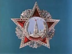 Цветной документальный фильм Парад Победы 1945 года