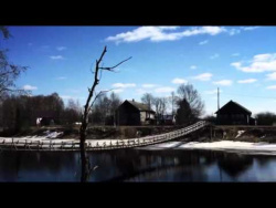 Олонец, Видлица Апрель 2016