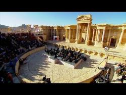 Телемост с сирийской Пальмирой