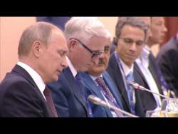 Встреча с руководителями крупнейших иностранных компаний и деловых ассоциаций