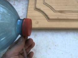 ПРОСТЕЙШИЙ  Регулятор температуры в теплице из пластиковых бутылок