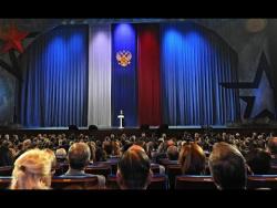 Торжественный вечер, посвящённый Дню защитника Отечества