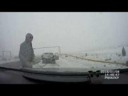 ДТП со счастливым концом в Челябинской области