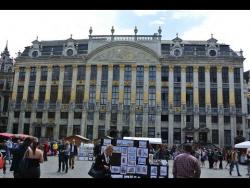 Путешествие в Европу. Бельгия. Брюссель. ч.2