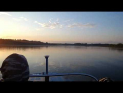Майское утро на реке Ячменка
