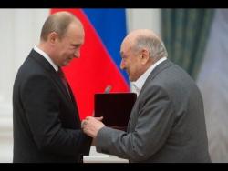 Жванецкий: Как меня целовал Путин (Очень смешно)