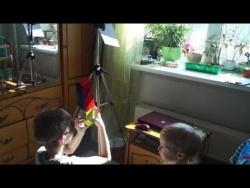 Выводы после наблюдения солнечного затмения девятилетнего ребенка