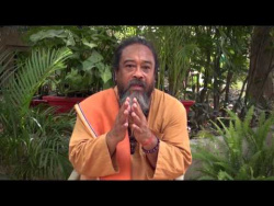 A Message from Guruji - Keep Quiet and Digest