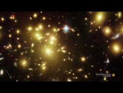 Картины Хаббла - Великий замысел. Расстилая холст
