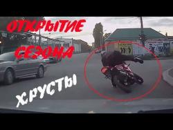 Мотоциклисты - Открытие сезона 2018