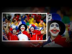 Фанаты Чемпионата Мира
