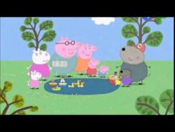 Свинка Пэппа 2 сезон 1-27 серия без рамок полный экран