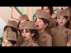 """Смуглянка. Таджикские дети из детского сада №6 """"Гулшан"""""""
