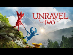 E3 2018: Unravel Two. Связь с голубым