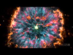 Картины Хаббла - Глаз смотрящего