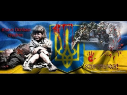 Save Donbass People from Ukrainian Army!