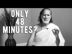 Spiritual Enlightenment in 48 minutes? Yes, it is possible.