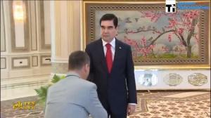 День Конституции в Туркменистане