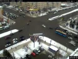 Челябинск, Авария на Ленина-Энгельса, 05.02.2013