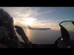 ВВС Дании перехватывают Ту-142 ВКС России