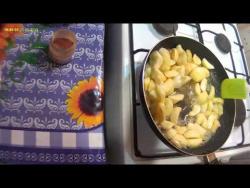 яблочная начинка для пирожков (очень вкусная)
