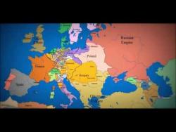 История границ в Европе. [Интерактивная инфографика]