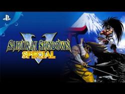 Samurai Shodown V Special - Launch Trailer | PS4