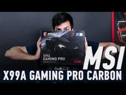 MSI X99A Gaming Pro Carbon: триумф RGB-подсветки