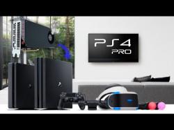 PS4 Pro с GPU Radeon Polaris на борту, LCD против OLED и новый стандарт в мире наушников